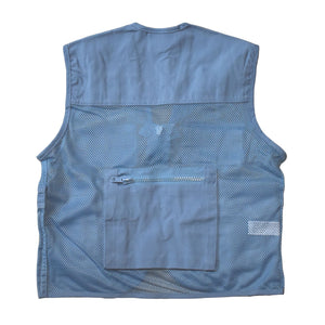 Adventure Vest - Steel Blue