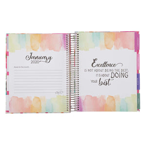 Mom's 18-Month Planner for 2020