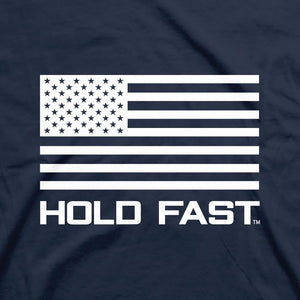HOLD FAST Christian T-Shirt No Greater Love John 15:13
