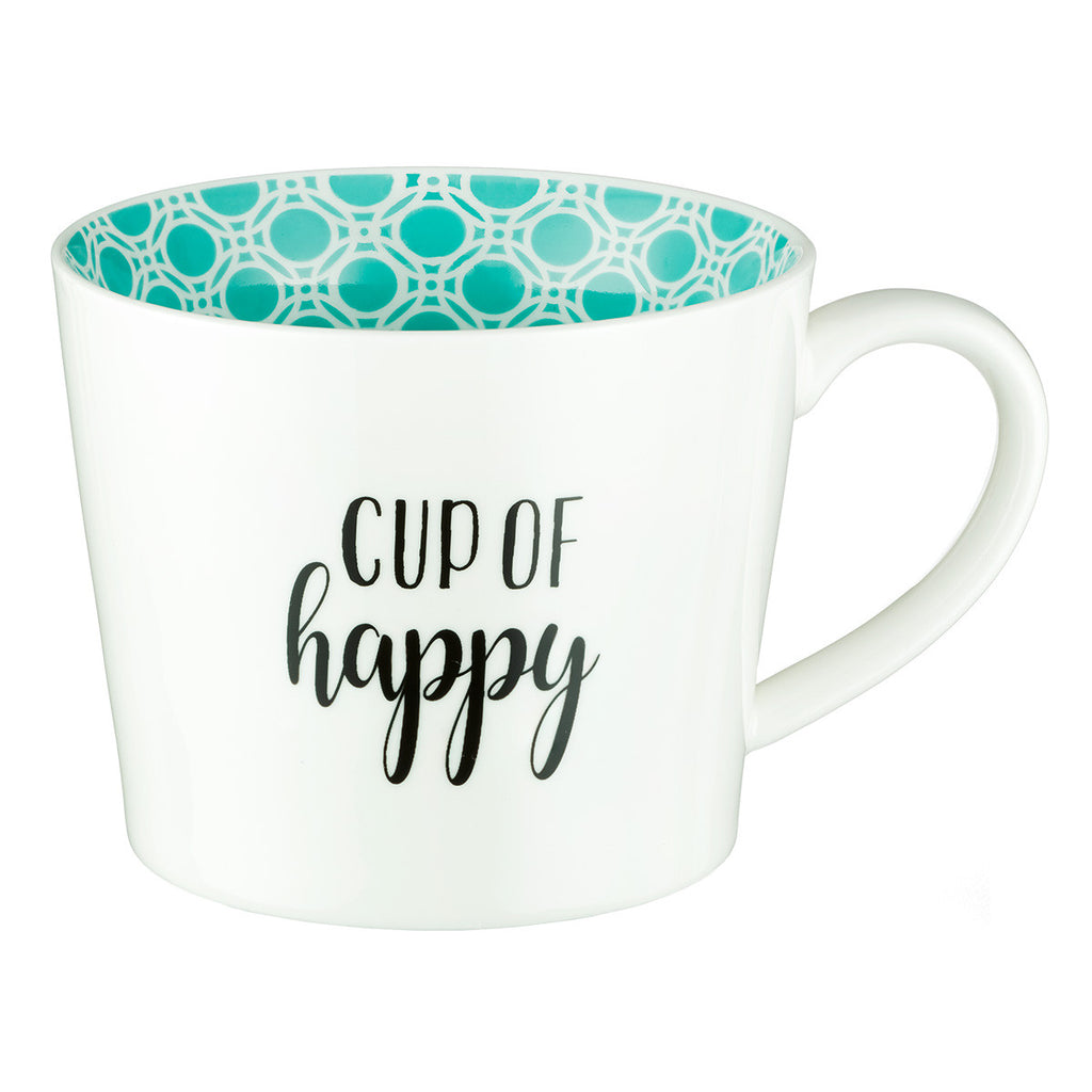 Cup of Happy Psalm 35:9 Coffee Mug