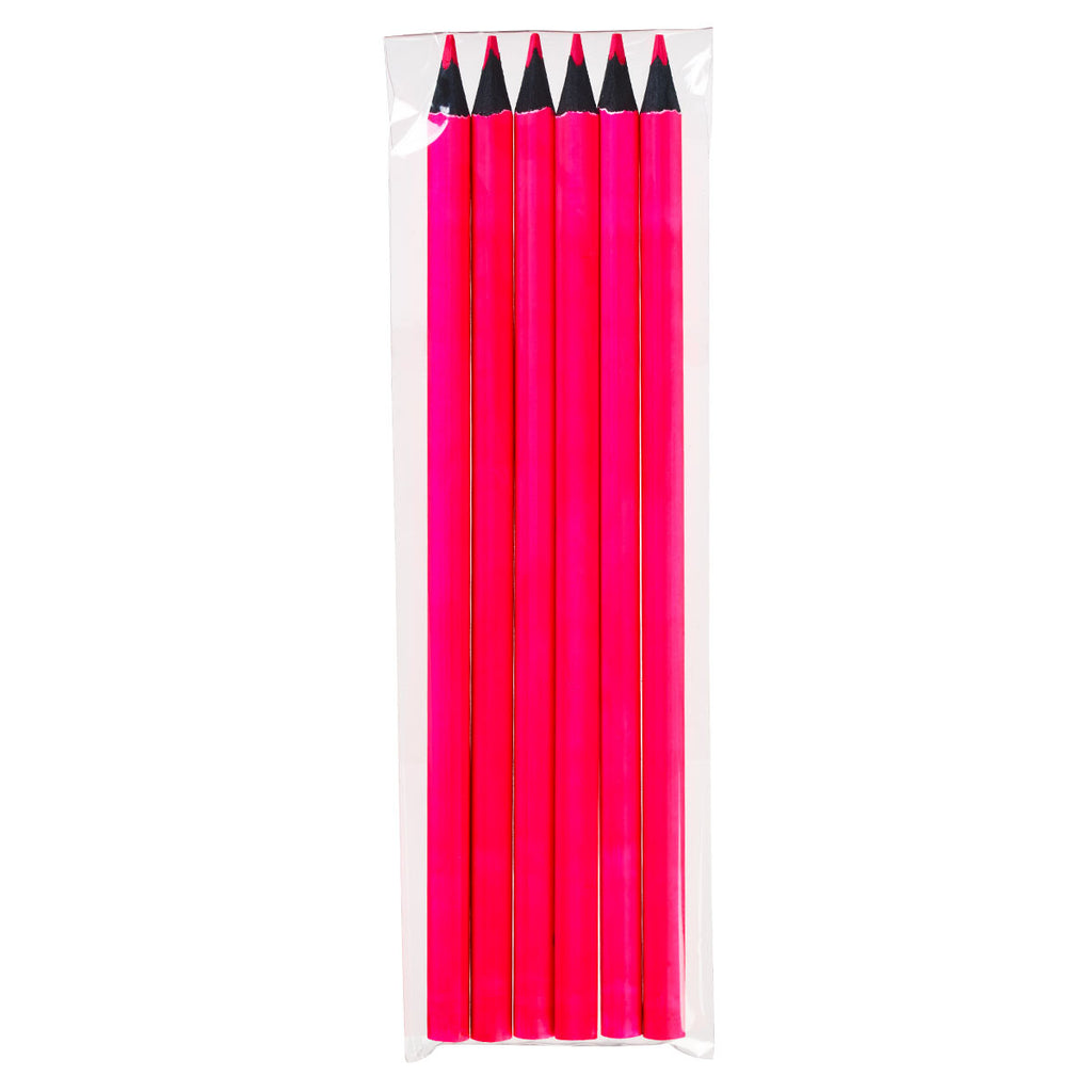 Pink Highlighter Pencils