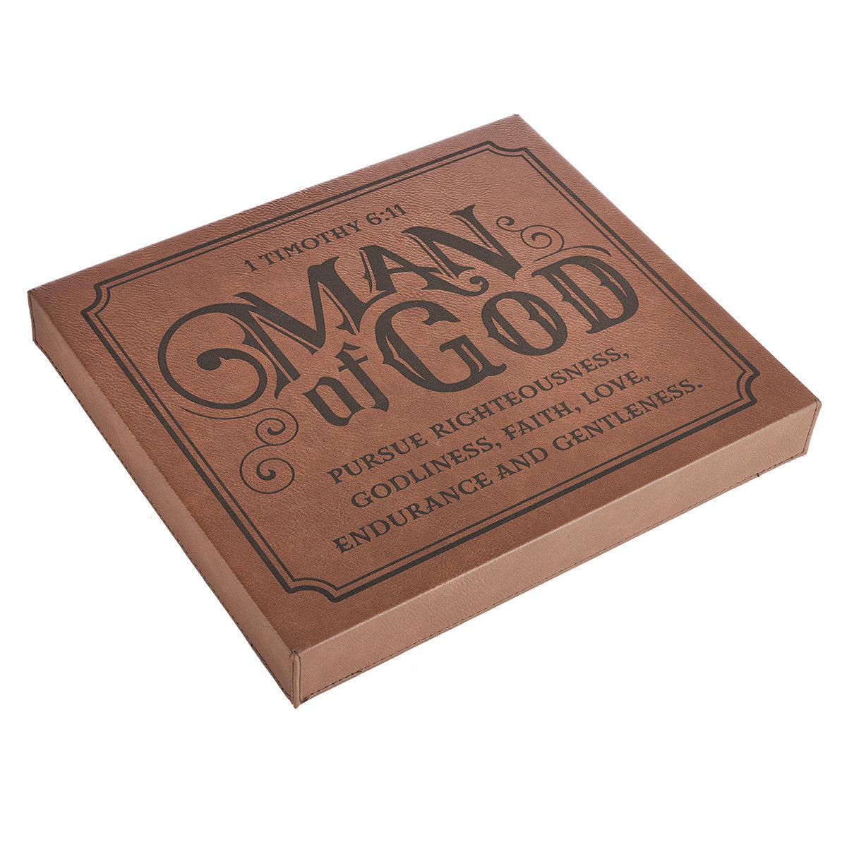 Man of God - 1 Timothy 6:11 Wall Plaque