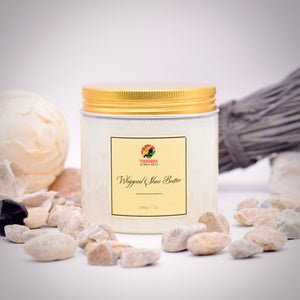 Whipped Shea Butter - Treasures of West Africa