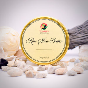 Raw Shea Butter - Treasures of West Africa