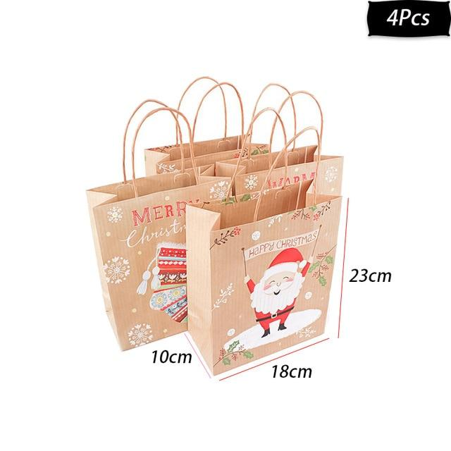 Plastic Packing Bag  Candy Box