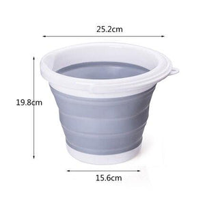 Multifunction Practical Plastic Bucket