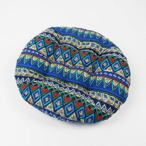 Round Yoga Mat Home