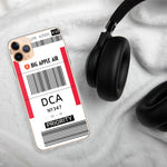 Load image into Gallery viewer, DCA Airport iPhone Case