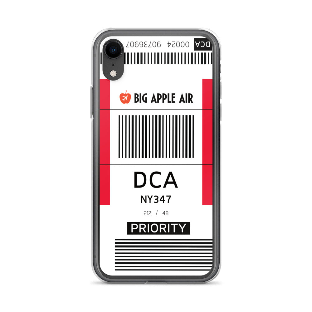 DCA Airport iPhone Case