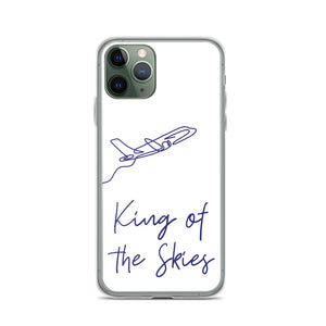 King of the Skies iPhone Case