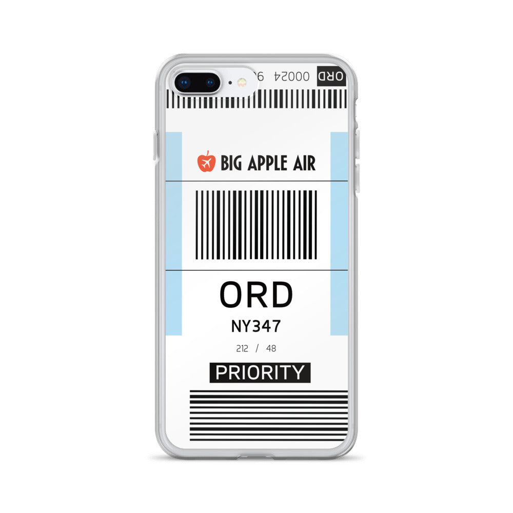 ORD Airport iPhone Case