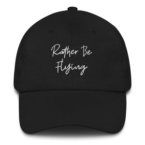 Rather Be Flying Hat