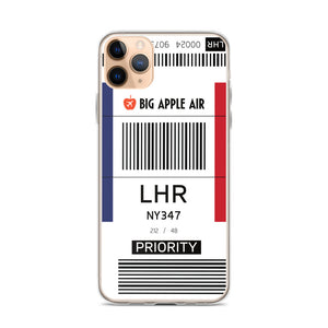LHR Airport iPhone Case