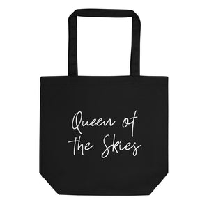 Queen of the Skies Tote Bag