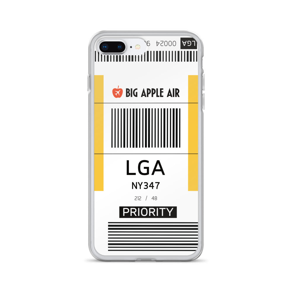LGA Airport iPhone Case