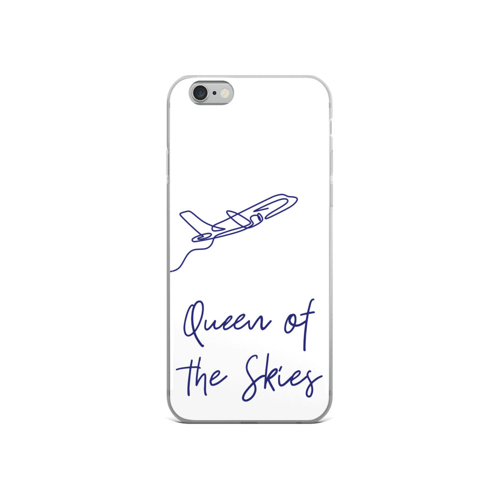 Queen of the Skies iPhone Case