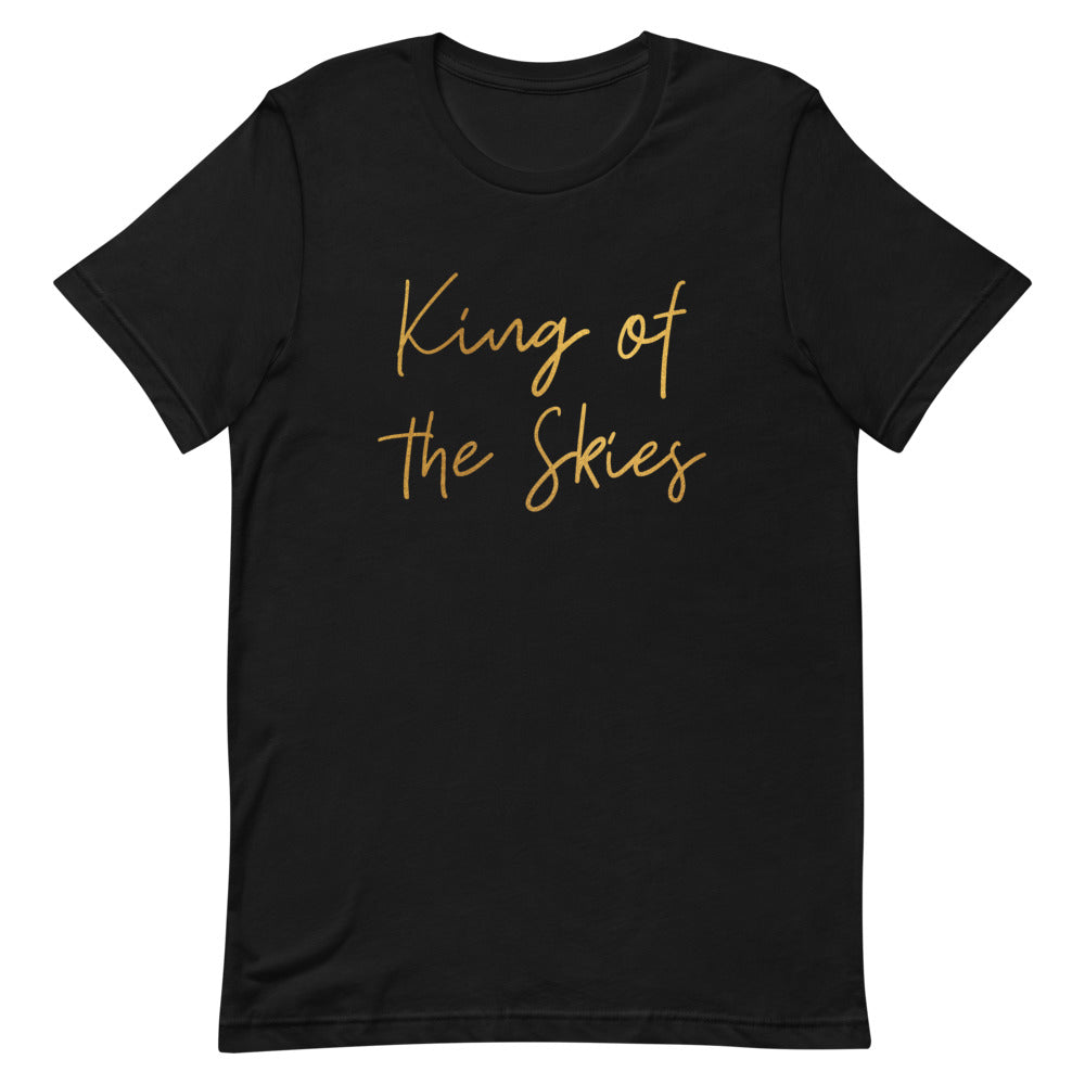 King of the Skies - Gold Edition T-Shirt