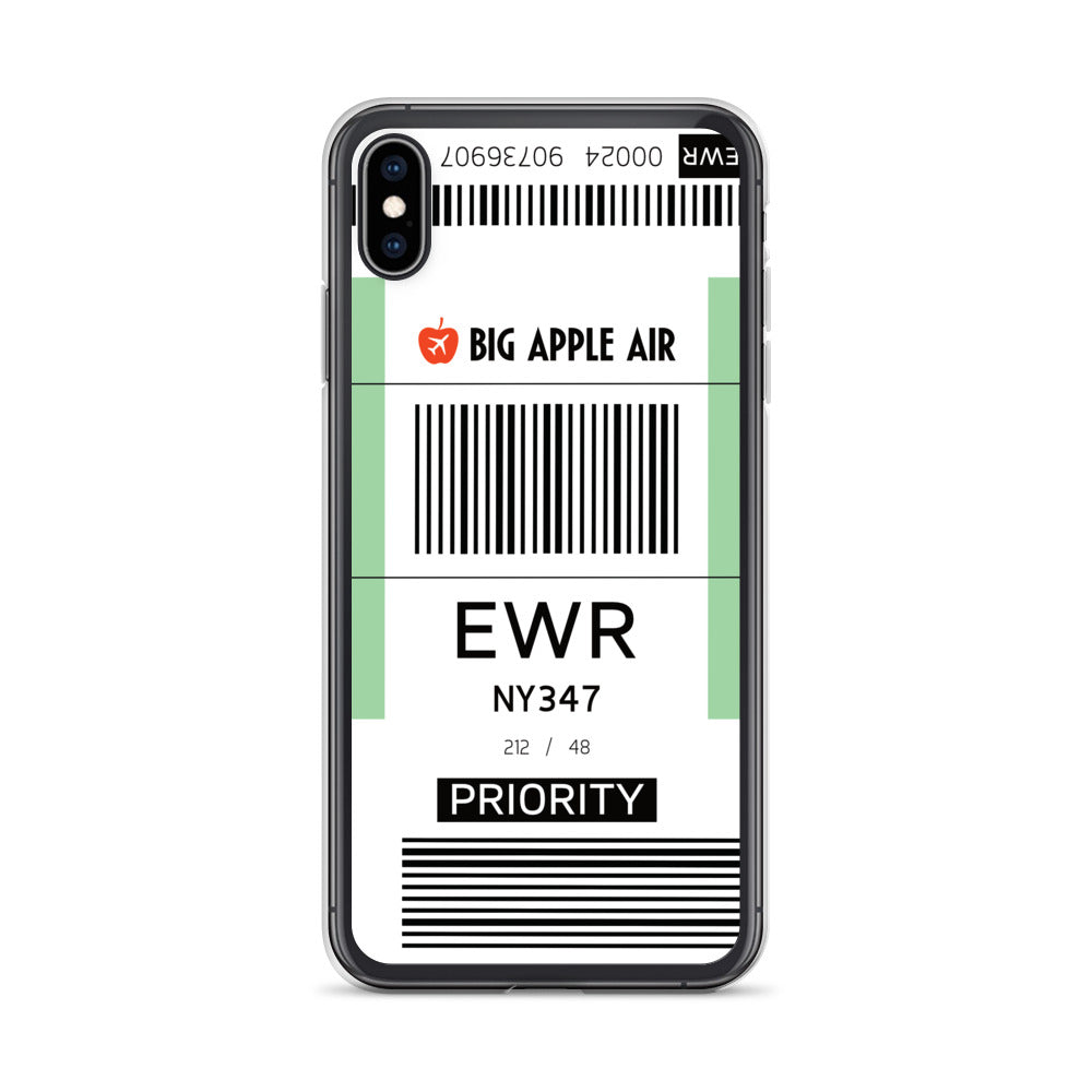 EWR Airport (Newark) iPhone Case