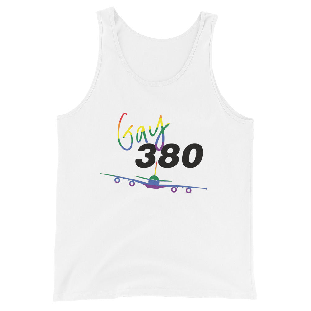 Gay 380 Tank Top (Pride 2020)