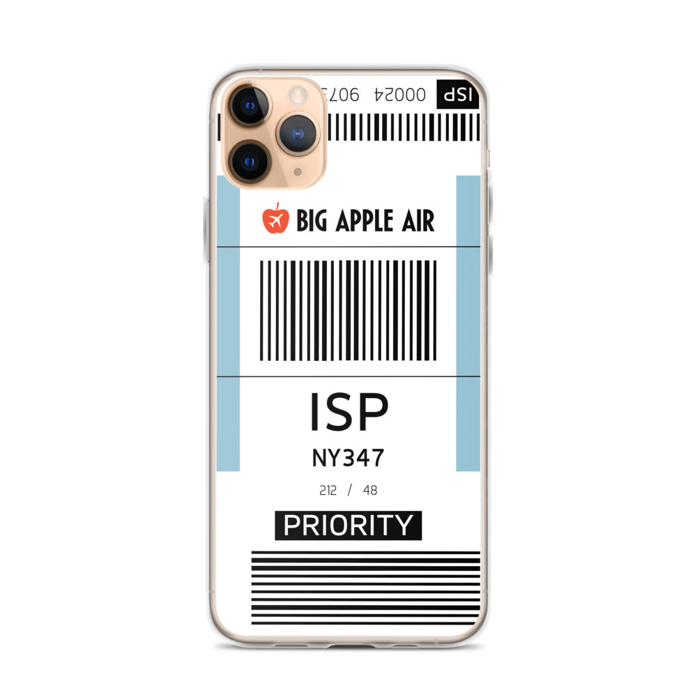 ISP Airport (Islip) iPhone Case