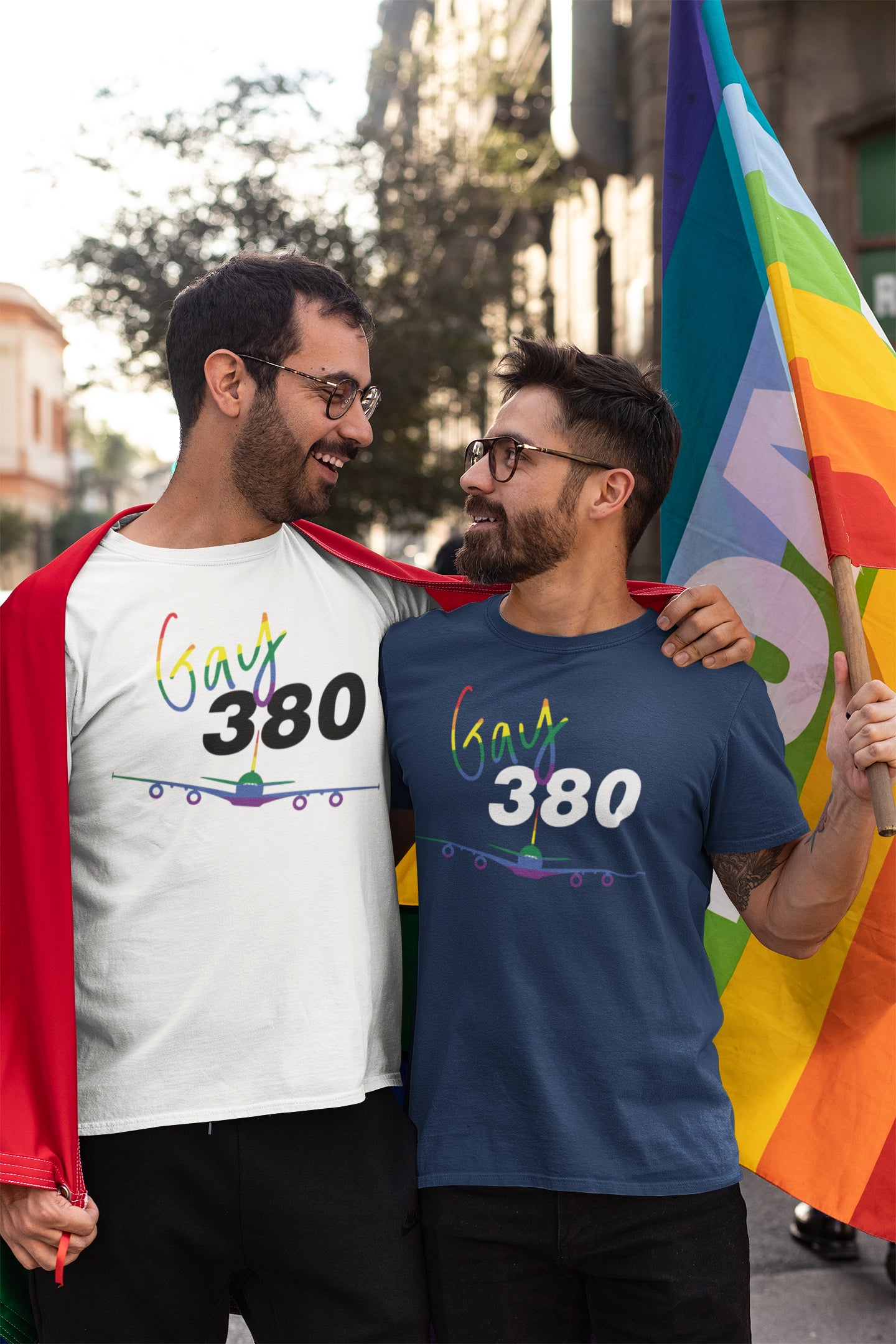 Gay 380 T-Shirt (Pride 2020)