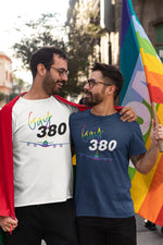 Load image into Gallery viewer, Gay 380 T-Shirt (Pride 2020)