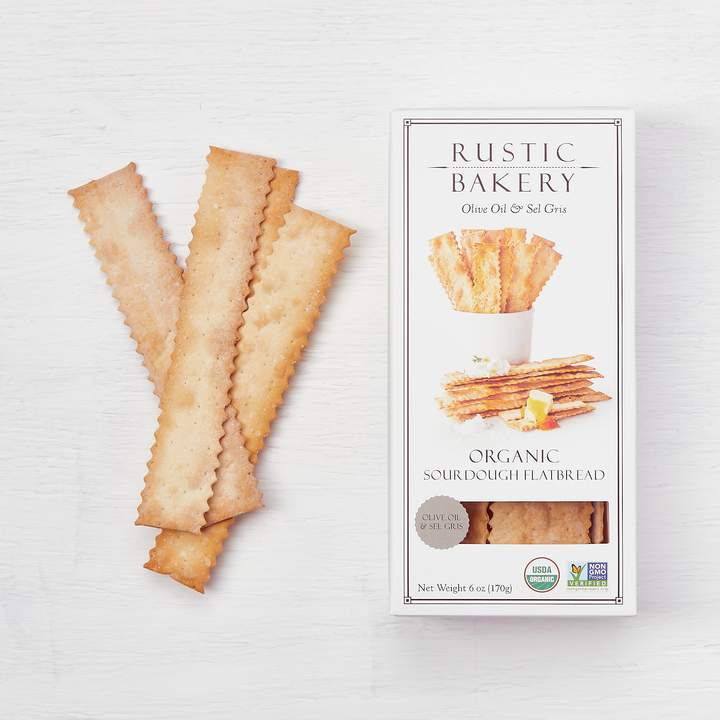 Rustic Bakery Crackers