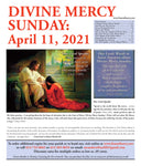 Divine Mercy Messenger (5 for $10.00) Free Shipping (16 page full color newspaper)