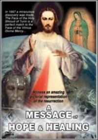 Divine Mercy Sunday and Our Lady of Gudaupe message of mercy DVD/Free Shipping