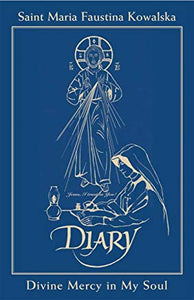 Diary of Saint Faustina/ Leather  Free Shipping