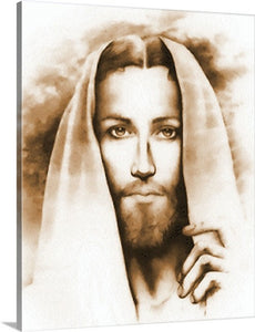 16x20 Canvas Print/  Jesus our Lord/ $59.00 Free Shipping