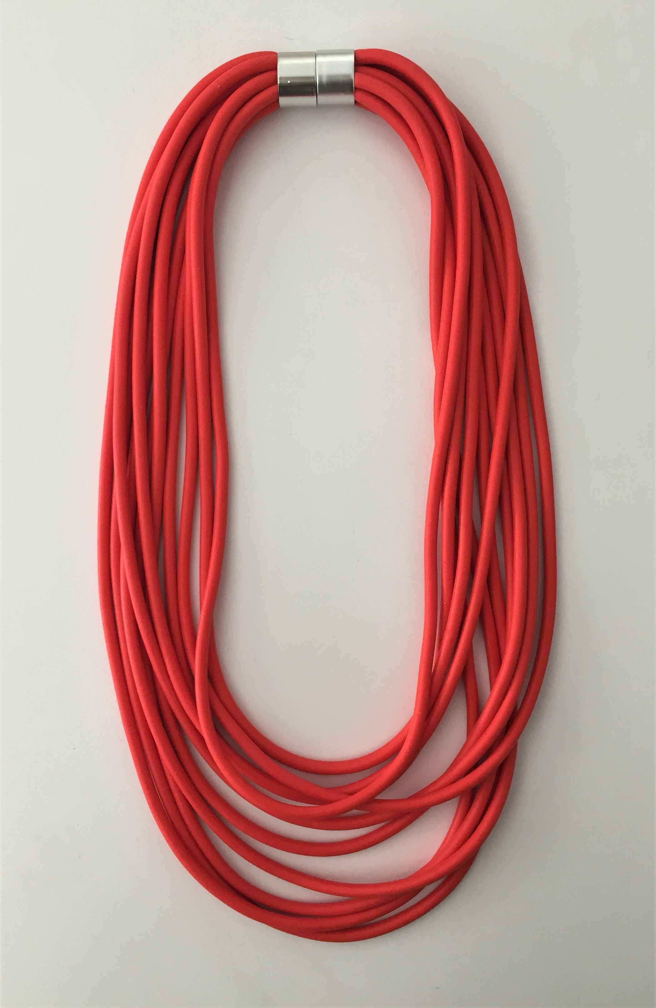 Rubber Necklace