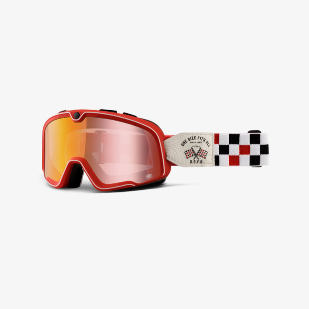 100% BARSTOW OFSA 2-RED MIRROR LENS