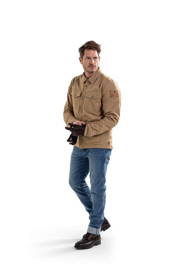 REV'IT! WORKER OVERSHIRT