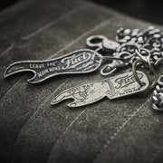 "FUEL ""WRENCH"" KEYCHAIN"