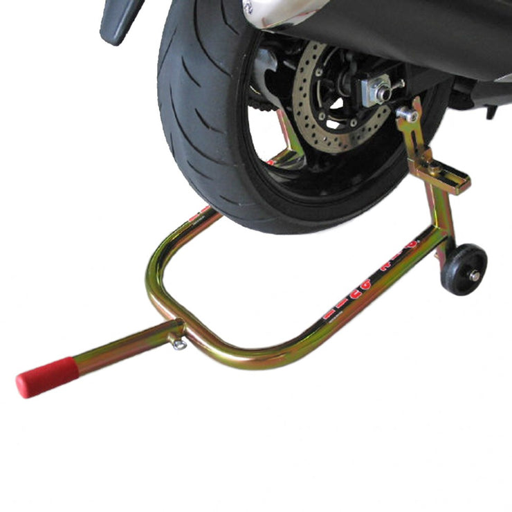 PIT BULL FULLY ADJUSTABLE REAR STAND - SPOOLED