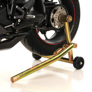 PIT BULL HYBRID ONE ARM REAR STAND FOR TRIUMPH SINGLE-SIDED SWING ARM (2PINS)