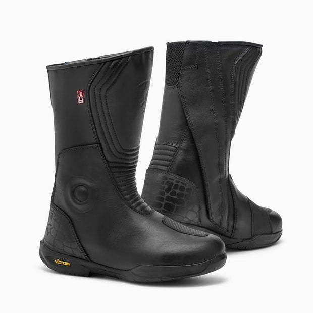REV'IT! QUEST OUTDRY LADIES BOOTS - BLACK