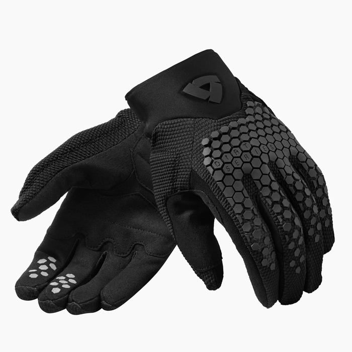 REV'IT! MASSIF GLOVES - BLACK