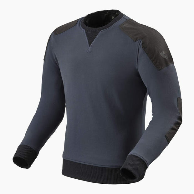 REV'IT! WHITBY ARMOURED RIDING SWEATER