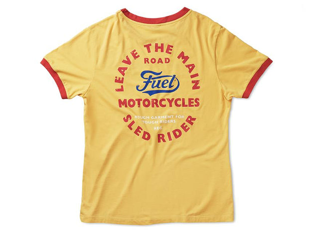 "FUEL ""LOGO"" T-SHIRT"