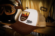 "FUEL ""RALLY RAID"" CAP BROWN"