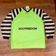 HOLY FREEDOM JERSEY - LEPRECHAUN