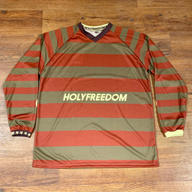 HOLY FREEDOM JERSEY FREDDY
