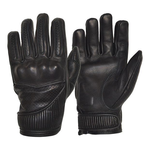 GOLDTOP SILK LINED VICEROY GLOVES