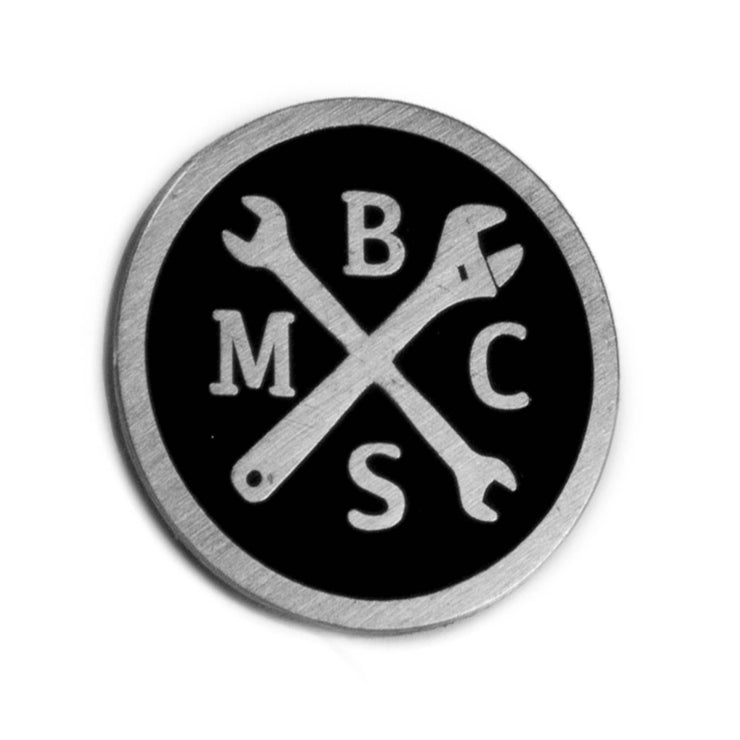 THE BIKE SHED SPANNER PIN