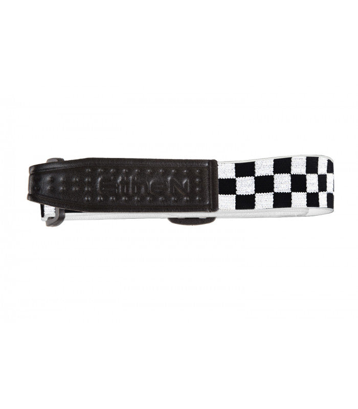 ETHEN REPLACEMENT STRAP - BLACK/WHITE CHECKERED