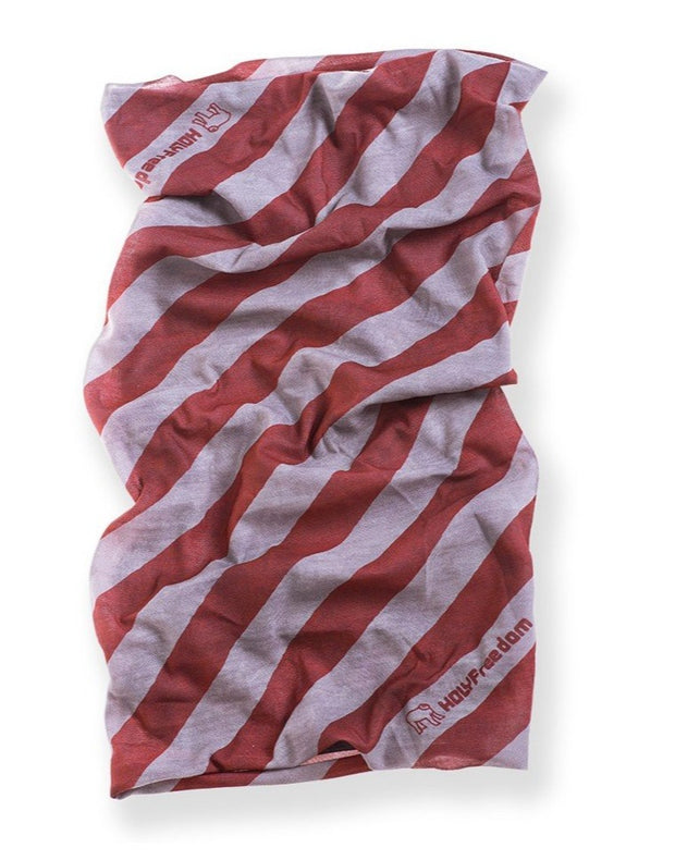 HOLY FREEDOM REPREVE TUBE SCARF - MASSACHUSETTS