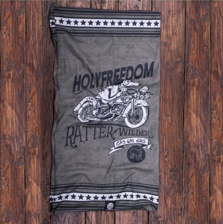 HOLY FREEDOM COOLMAX TUBE SCARF - MR RATTER WILDER