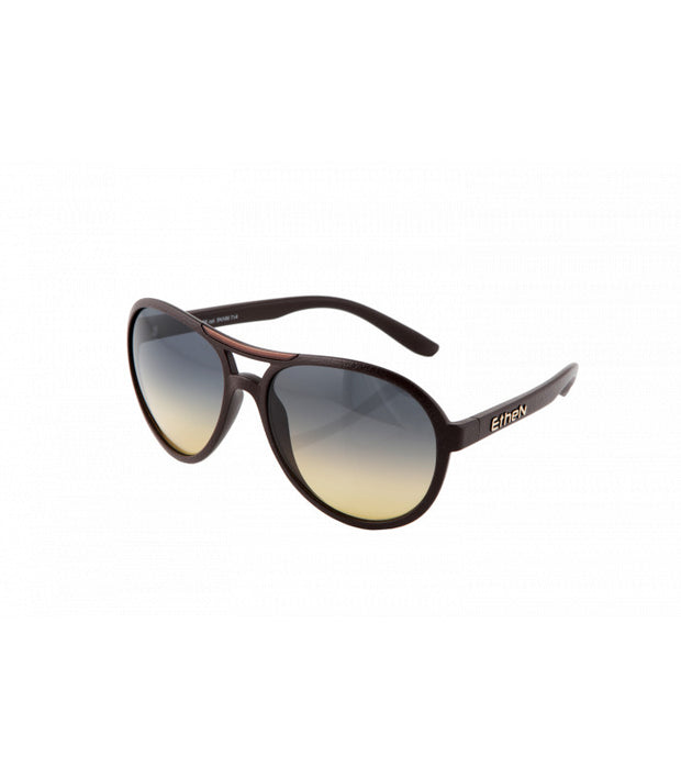 ETHEN BRANDO SUNGLASSES - BROWN